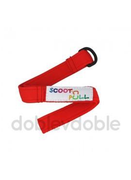 Scoot Pull Cinta Rojo