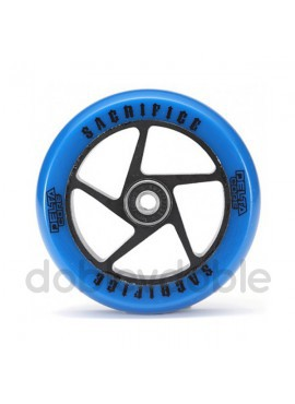 Sacrifice Rueda Delta Core 110mm Azul/Negro