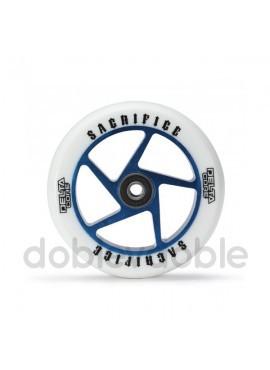 Sacrifice Rueda Delta Core 110mm Blanco/Azul