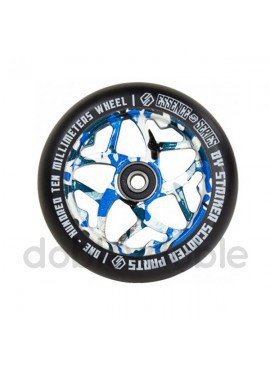 ** Striker Essence Rueda Camuflaje Azul 110mm (1und)