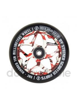 Striker Essence Rueda Camuflaje Roja 110mm (1und)