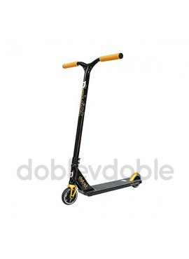 ** District Scooter Completo C253 Oro Negro
