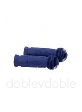 Puños Mini y Maxi Micro Azul