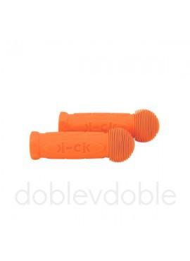 Puños Mini y Maxi Micro Naranja