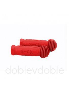 Puños Mini y Maxi Micro Rojo