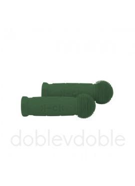 Puños Mini y Maxi Micro Verde Militar