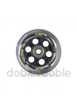 Rollerblade Pack 8 Ruedas 80mm 82A + SG7 + Separadores