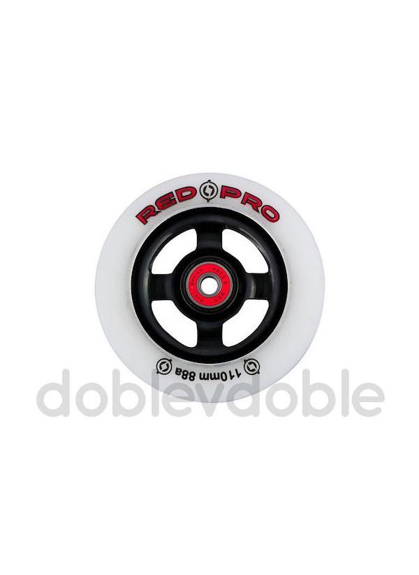 Red Pro Rueda Blade 110mm Blanco/Negro