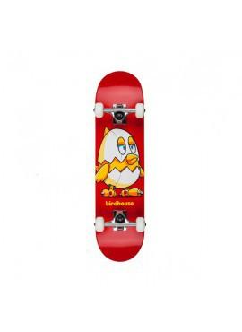 Birdhouse Skate Completo Chicken Mini Rojo Stage 1