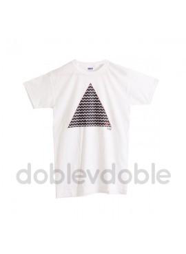 Blazer Pro Camiseta Summit Blanco KID