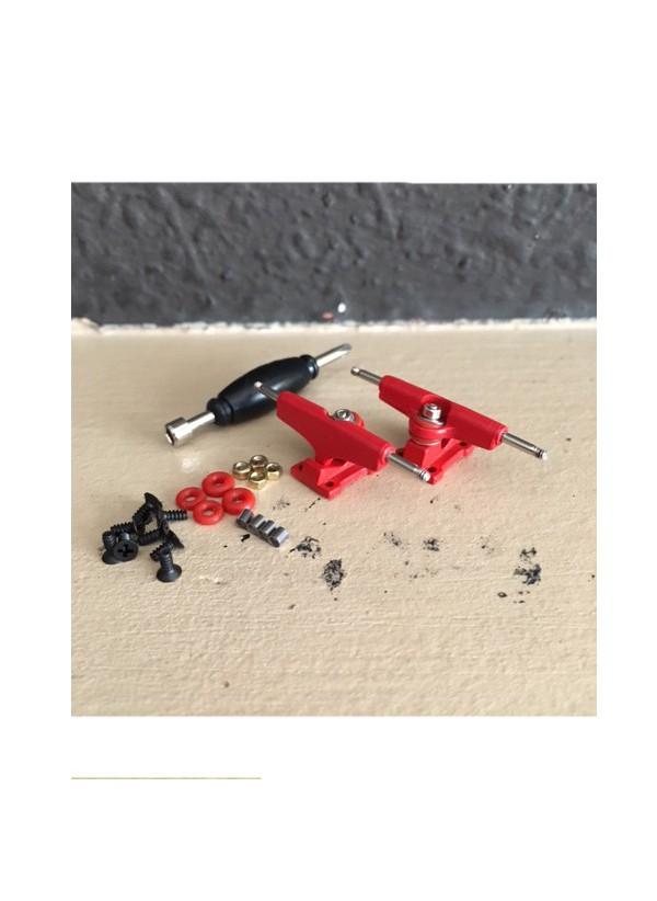 Freeday Truck Rojo 32mm