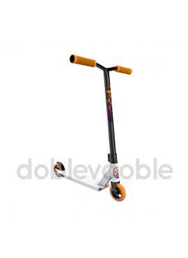 5 Starr Sector V2 Scooter Completo Naranja Blanco