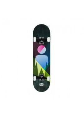 Alien Skate Completo Prism Negro