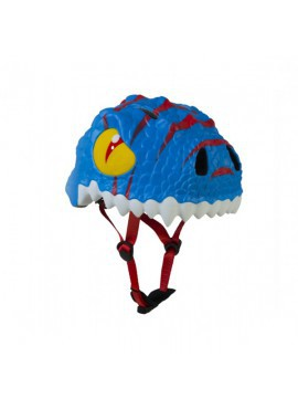 Crazy Safety Cascos Animales Dragon Azul