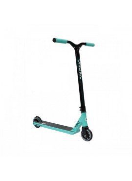 ** District Scooter Completo C050 Negro Menta