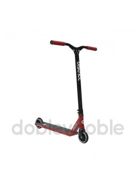 District Scooter Completo C052 Rojo Negro