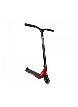 ** District Scooter Completo C152 Rojo Negro