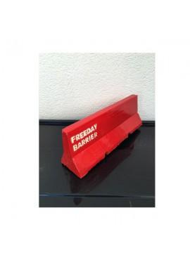 Freeday Modulo Barrier Underground Rojo
