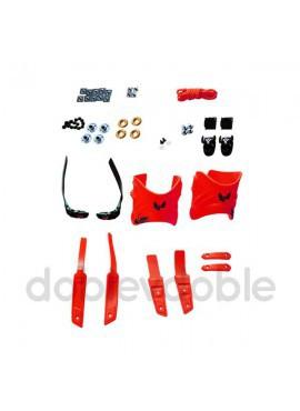 KRF Kit Custom Angel Rojo