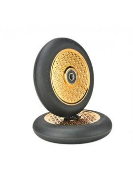 Longway Rueda 120mm V2 Hollowcore Oro