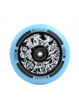 Lucky Rueda Lunar Azul 110mm Axis 1und