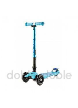 Maxi Micro Deluxe Plegable Azul