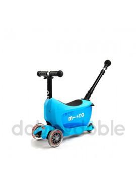 Mini Micro 2 Go Deluxe Azul