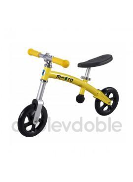 Micro G-Bike Amarilla
