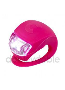 Micro Luz rosa