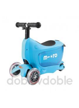 Mini Micro 2 Go Azul