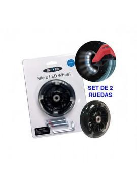 Micro Rueda Led Maxi
