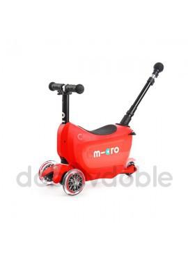 Mini Micro 2 Go Deluxe Rojo