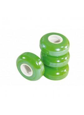 USD Blank RUEDAS 55mm 90A 4 Pack Verde