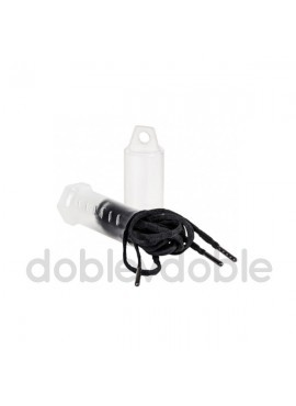 Powerslide Cordones Negro 150mm