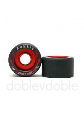 Sure Grip Ruedas Zombie Rojo 62mm/95A
