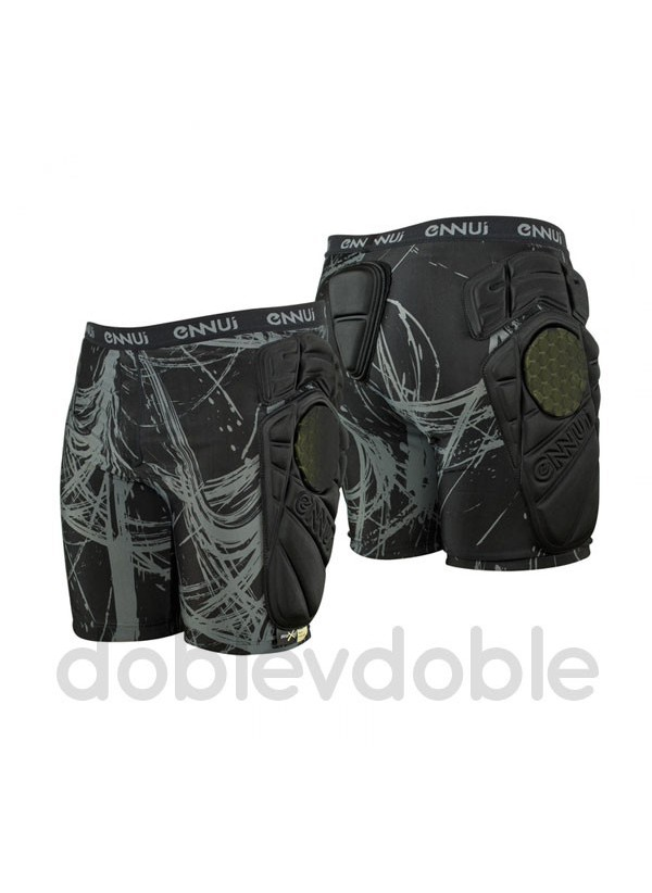 Ennui City Protective Shorts
