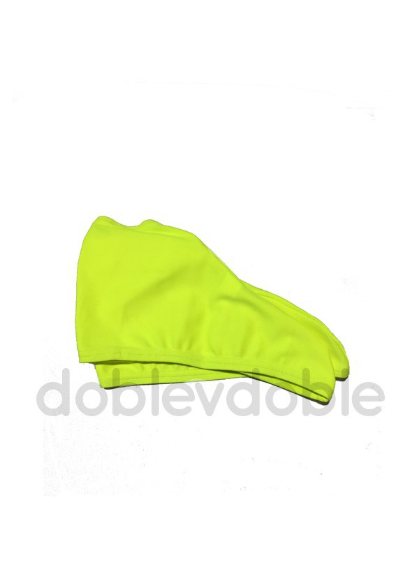 Happy Dance Cubre Patin 733 - 372 Amarillo Fluor