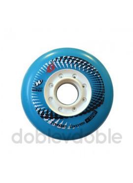 Pack 4 Ruedas Hyper Concrete +G Azul claro