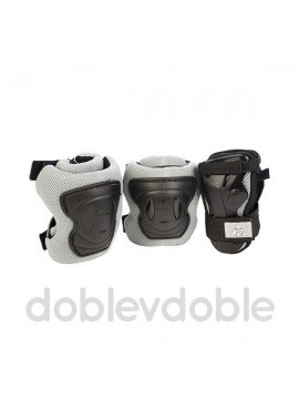 K2 Kit Protecciones Moto Hombre