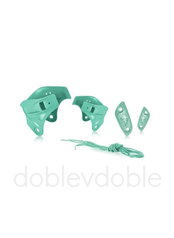 Powerslide Imperial Custom Kit Verde Turquesa