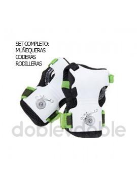 Powerslide Kit Protecciones