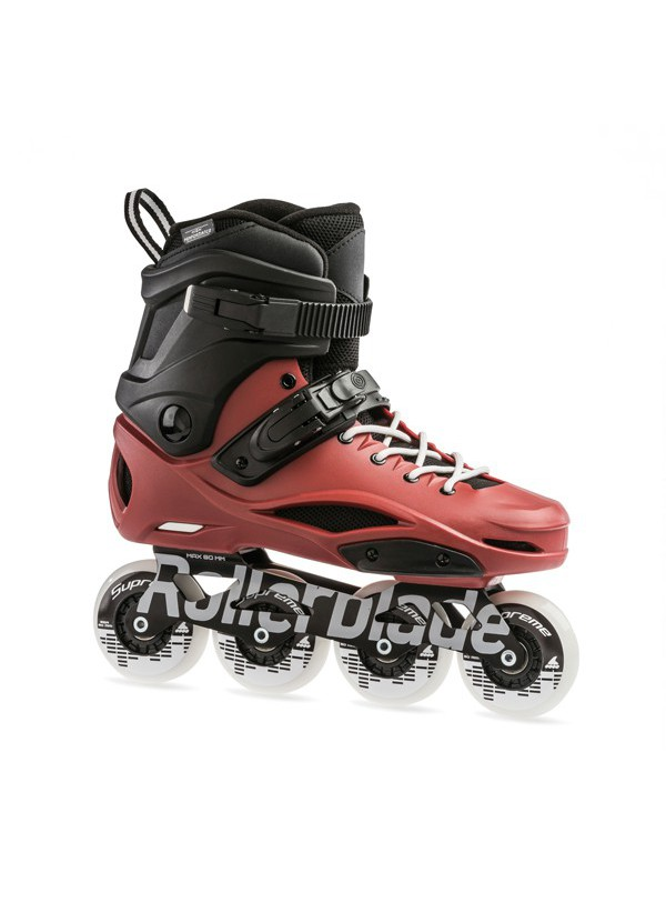 Rollerblade RB 80 Pro Rojo Oscuro
