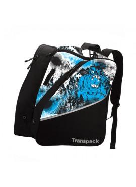 Transpack Mochila Artistico Edge Jr. Yeti Azul
