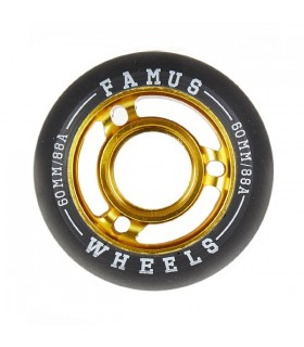 Famus Fast Agresivo 60mm 88A